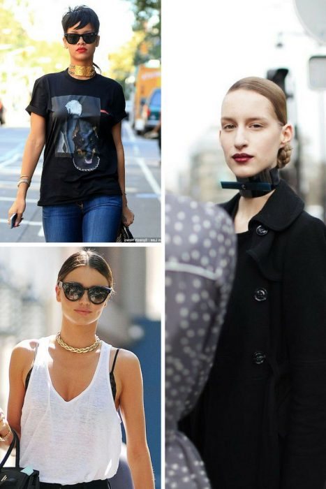 How To Wear Chokers 2018 (10)
