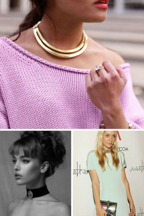 How To Wear Chokers 2018 (2)