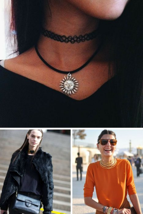 How To Wear Chokers 2018 (6)