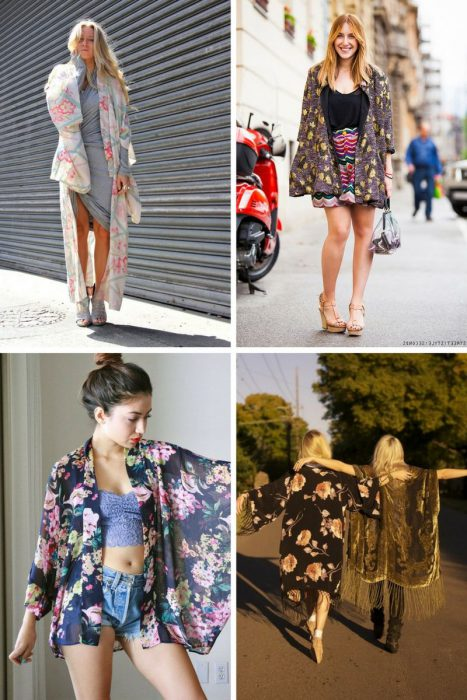 What Kimonos Should You Wear Next Summer 2019