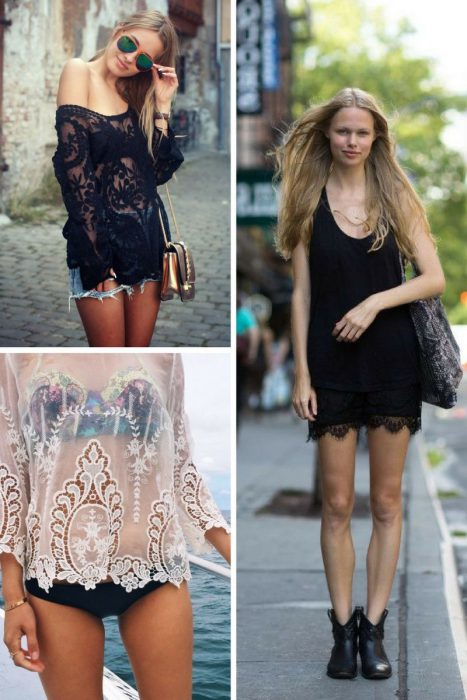 How To Wear Lace 2018 (2)