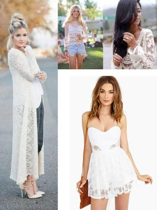 How To Wear Lace 2018 (21)