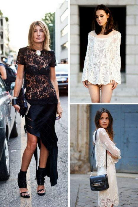 How To Wear Lace 2018 (3)