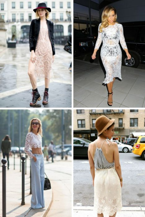 How To Wear Lace 2018 (4)