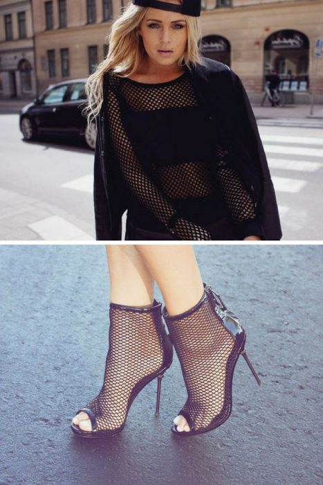 How To Wear Mesh In 2018 (2)