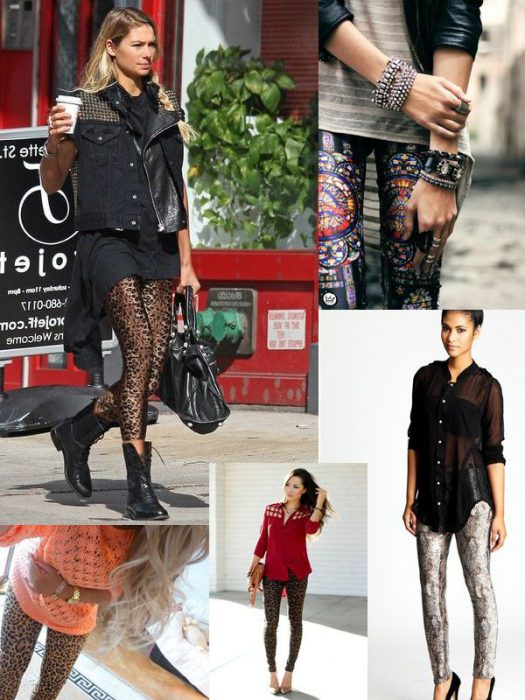 Leggings Street Style Ideas 2018 (20)