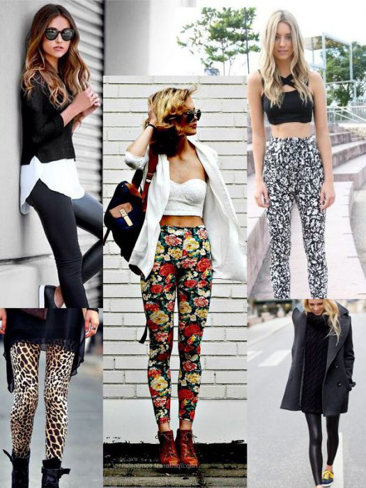 Leggings Street Style Ideas 2018 (21)