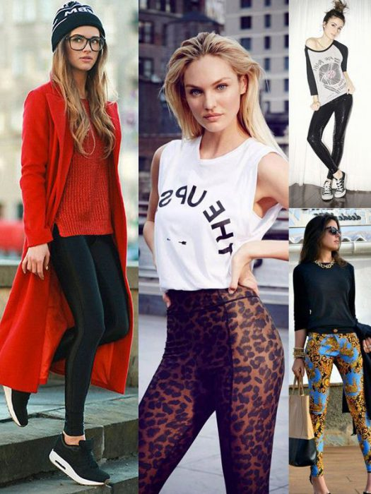 Leggings Street Style Ideas 2018 (22)