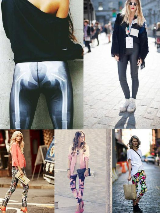 Leggings Street Style Ideas 2018 (23)