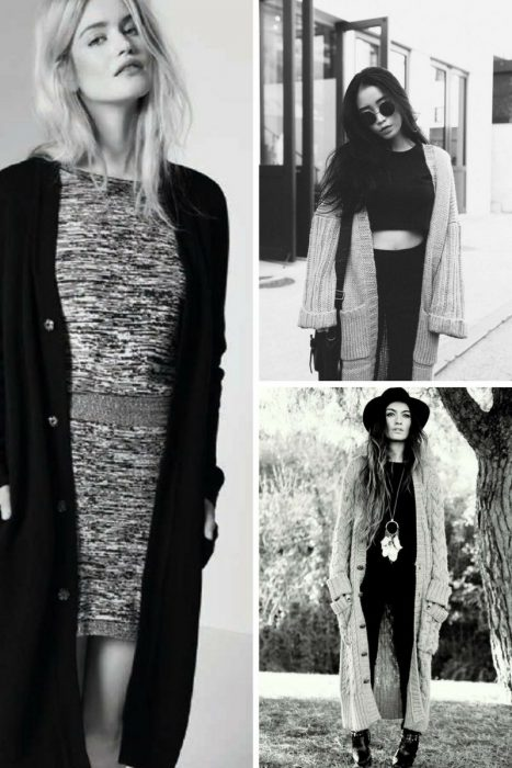 Long Cardigans For Women To Try Now 2019