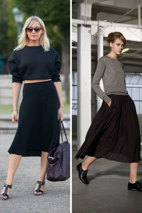 Midi Skirts For Fall (1)