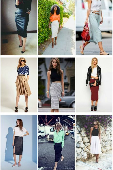 Midi Skirts For Fall (2)