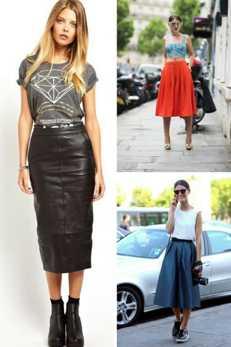 How To Wear Midi Skirts And Look At Your Best 2019
