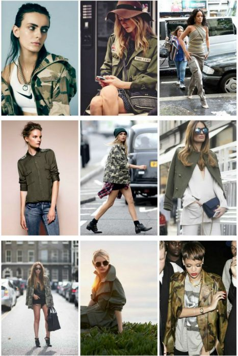 Military Fashion Trend For Women 2018 (10)