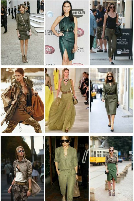 Military Fashion Trend For Women 2018 (11)