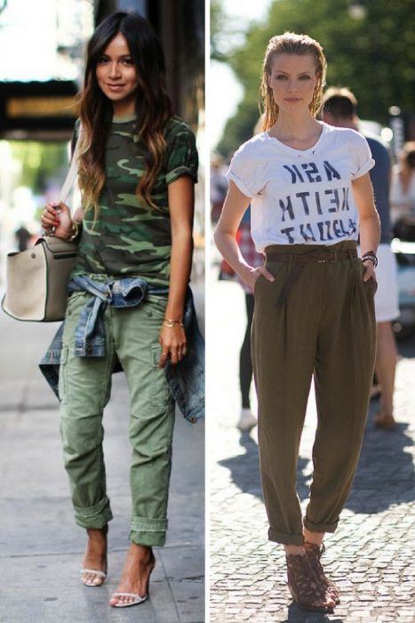 Military Fashion Trend For Women 2018 (14)