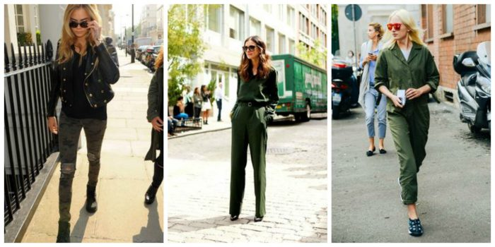Military Fashion Trend For Women 2018 (17)
