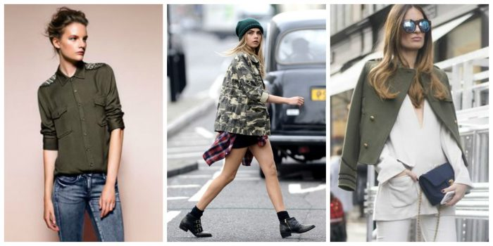 Military Fashion Trend For Women 2018 (18)