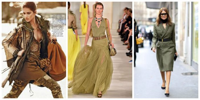 Military Fashion Trend For Women 2018 (19)