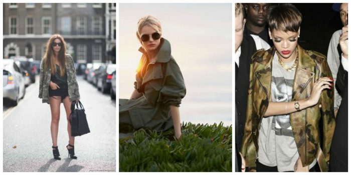 Military Fashion Trend For Women 2018 (21)
