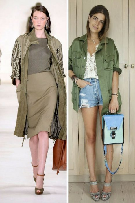 Military Fashion Trend For Women 2018 (4)