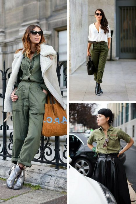 Military Fashion Trend For Women 2018 (6)