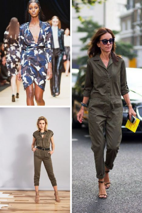 Military Fashion Trend For Women 2018 (7)