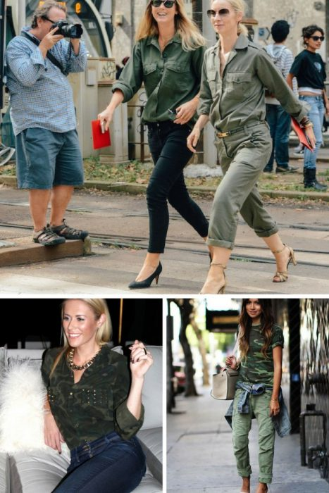 Military Fashion Trend For Women 2018 (8)