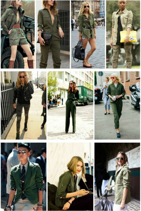 Military Fashion Trend For Women 2018 (9)