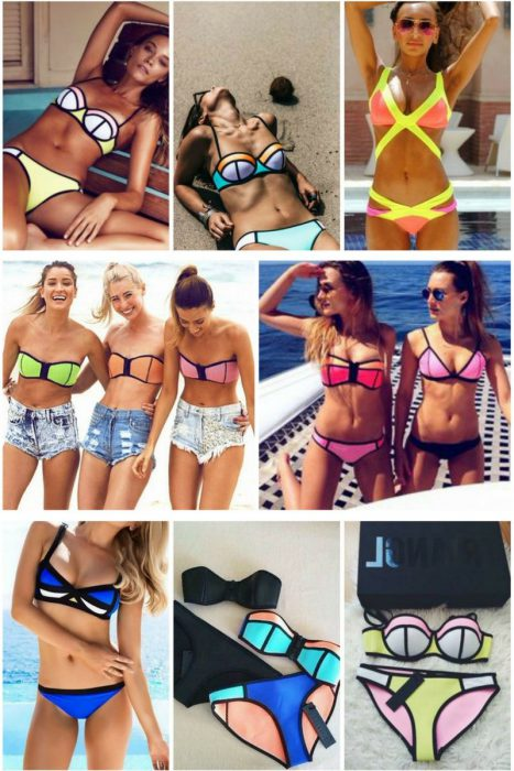 Neon Swimwear for Women 2019