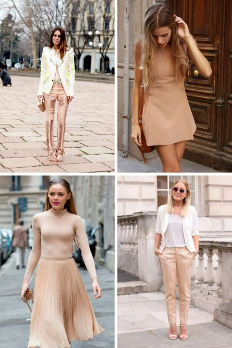Nude Color Is New Trend For Spring 2019