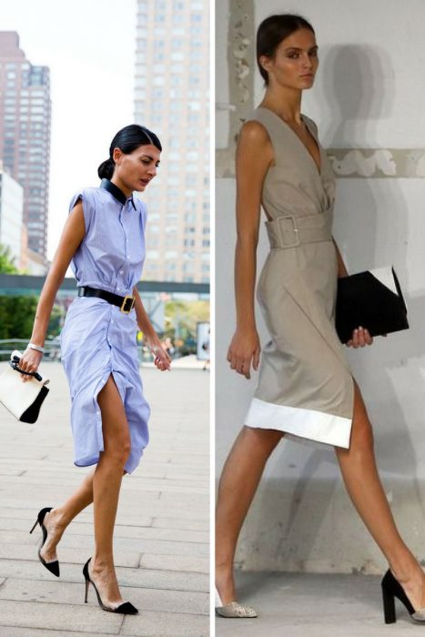 Summer Office Dresses: Professional Look Ideas 2019