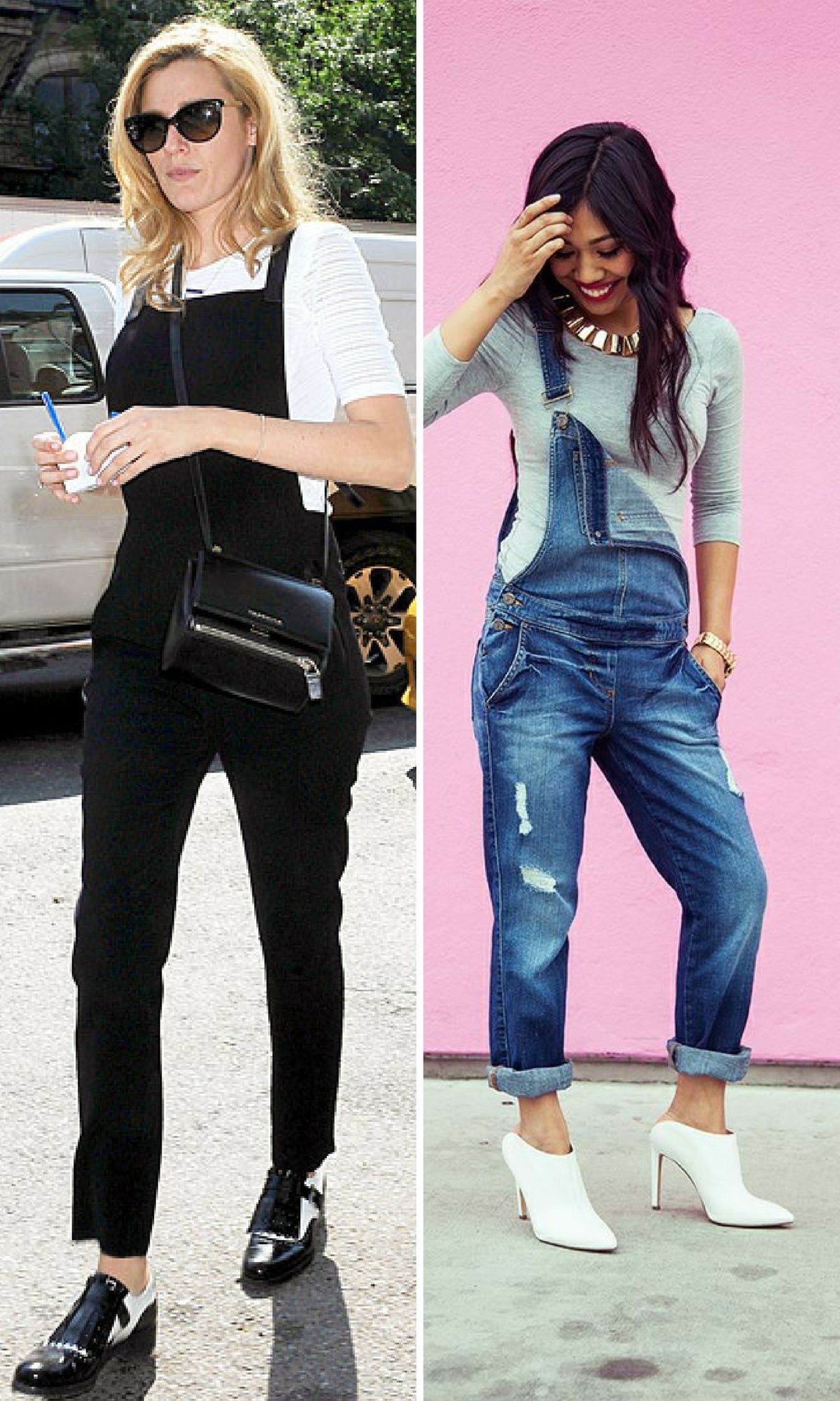 2019 year style- How to womens wear overalls