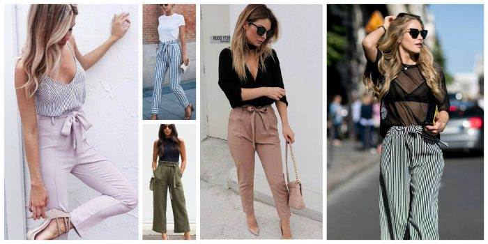 Oversized Blazers and Dressy Pants 2018 (10)