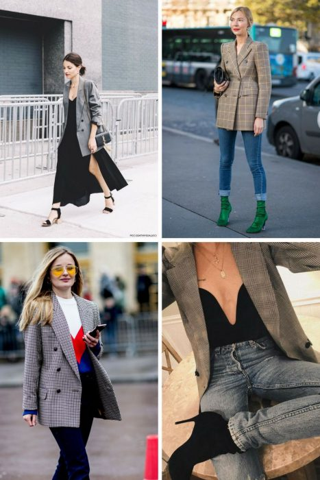 Oversized Blazers and Dressy Pants 2018 (5)