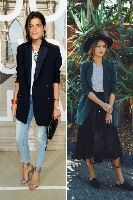 Oversized Blazers and Dressy Pants 2018 (6)