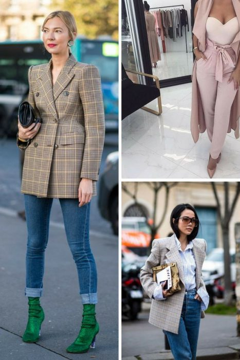 Oversized Blazers and Dressy Pants 2018 (8)