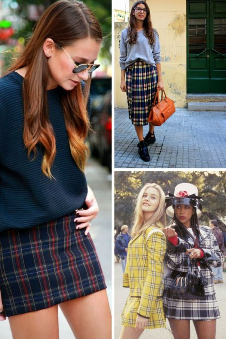 Plaid Skirts 2018 (11)