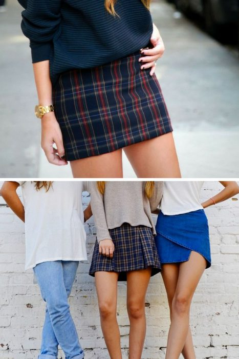 Plaid Skirts 2018 (13)
