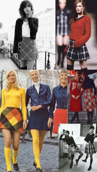 Plaid Skirts 2018 (16)