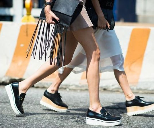 Platforms and Flatforms Summer Trend 2019