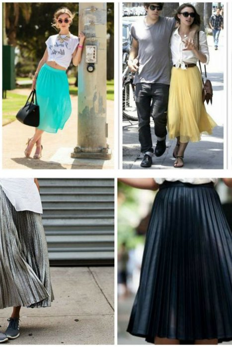 Pleated Skirts You Need This Summer 2020