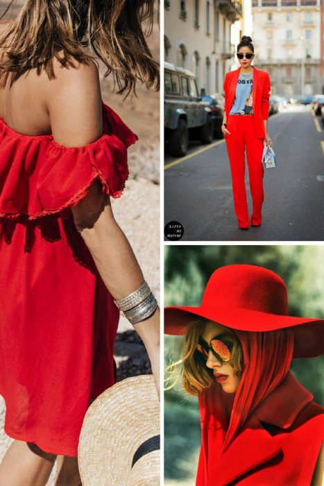 Red Outfits For Women 2018 (10)