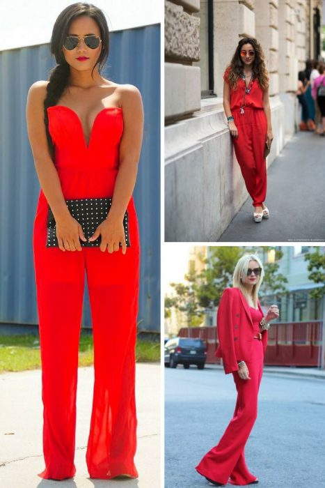 Red Outfits For Women 2018 (2)