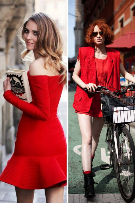 Red Outfits For Women 2018 (5)