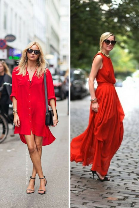 Red Outfits For Women 2018 (7)