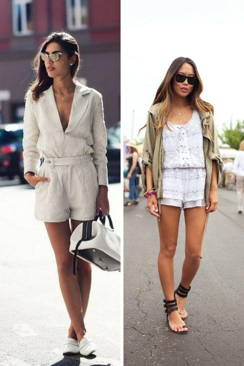 1f420d1e3a3 Rompers For Women  Best Street Style Looks 2019 - OnlyWardrobe.com