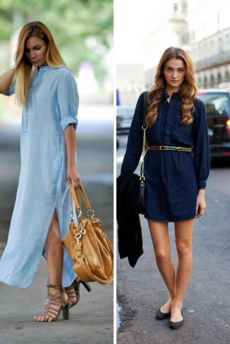 Shirtdresses To Wear In 2018 (1)