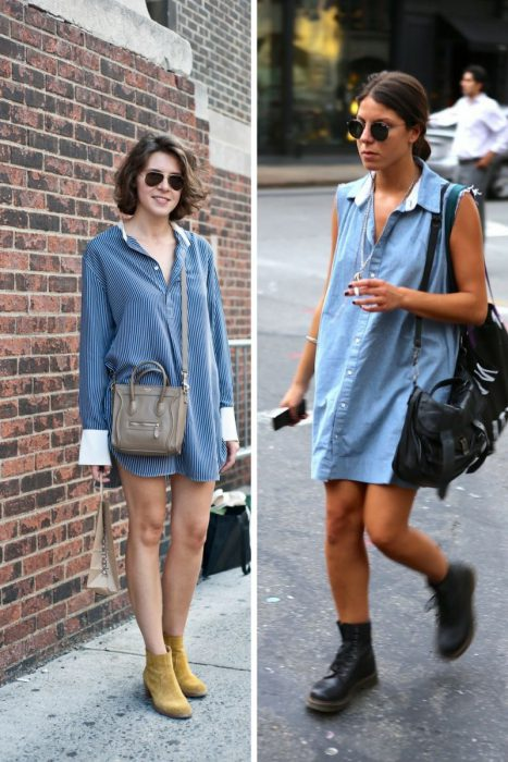 Shirtdresses To Wear In 2018 (2)