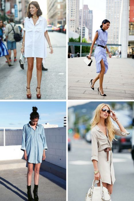 Shirtdresses To Wear In 2018 (3)